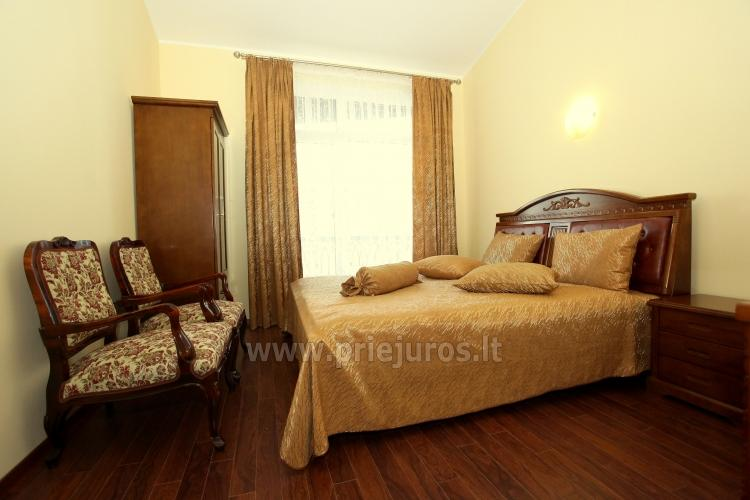 """""""Atgiris"""" - 1, 2, 3 kambarių apartamentai-butai: virtuvėlės, dušai, WiFi"""