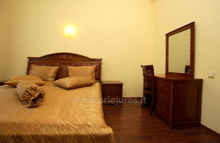 1, 2, 3 Zimmer Appartements in Palanga: Bequemlichkeiten, Mini-Küche,WLAN - 2
