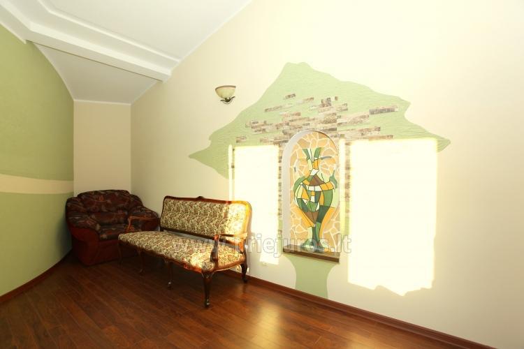 1, 2, 3 Zimmer Appartements in Palanga: Bequemlichkeiten, Mini-Küche,WLAN - 11