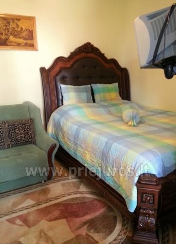 1, 2, 3 Zimmer Appartements in Palanga: Bequemlichkeiten, Mini-Küche,WLAN - 9