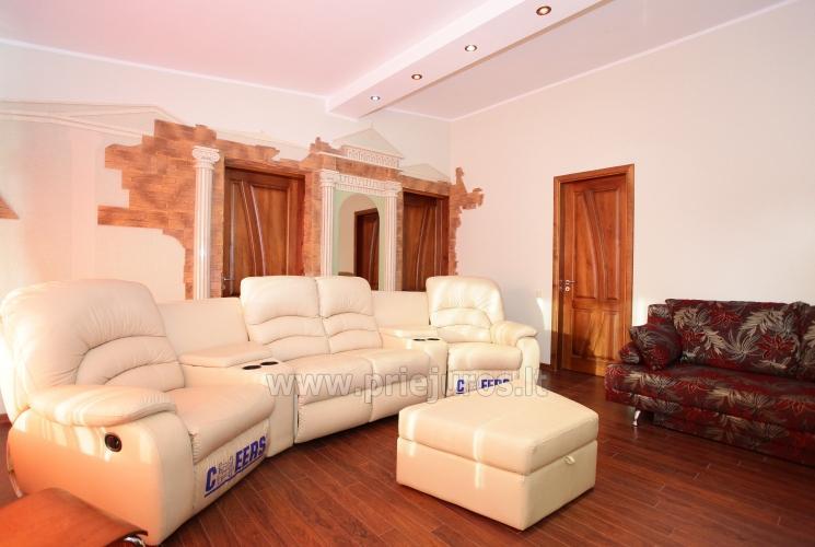 1, 2, 3 Zimmer Appartements in Palanga: Bequemlichkeiten, Mini-Küche,WLAN - 5