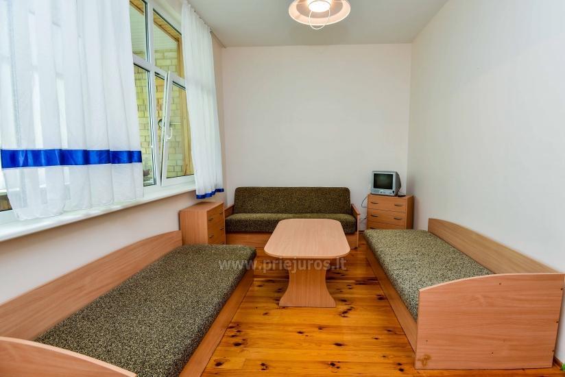 2 kambarių butas 30 m iki jūros Parko butas - 8