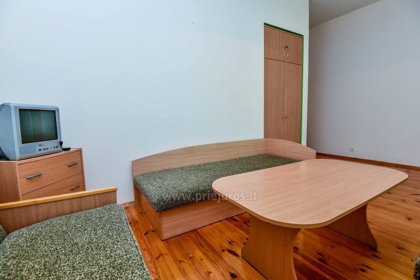 2 kambarių butas 30 m iki jūros Parko butas - 9