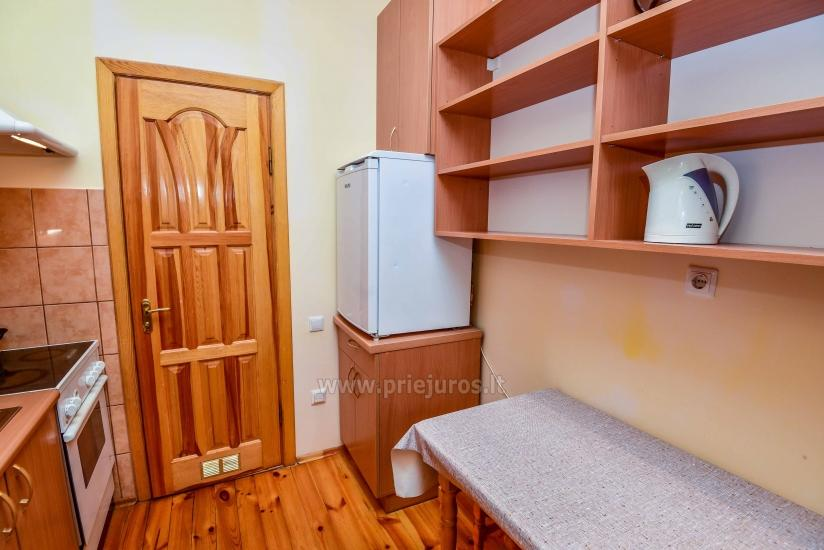 2 kambarių butas 30 m iki jūros Parko butas - 11