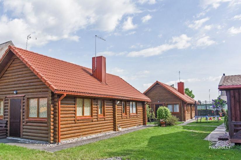 Log-huts in Sventoji - 32