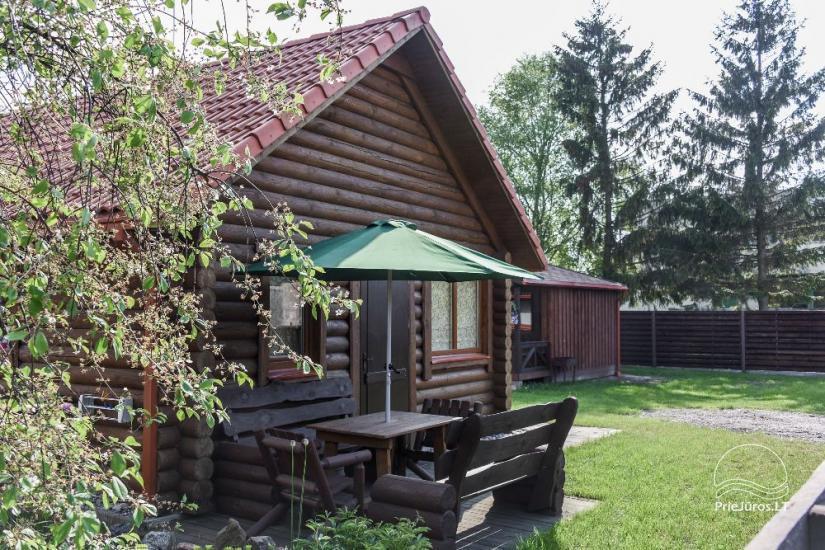 Rąstiniai nameliai, Pievų tk. 5, Šventoji - 31