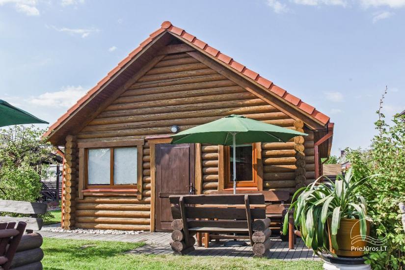 Log-huts in Sventoji - 17