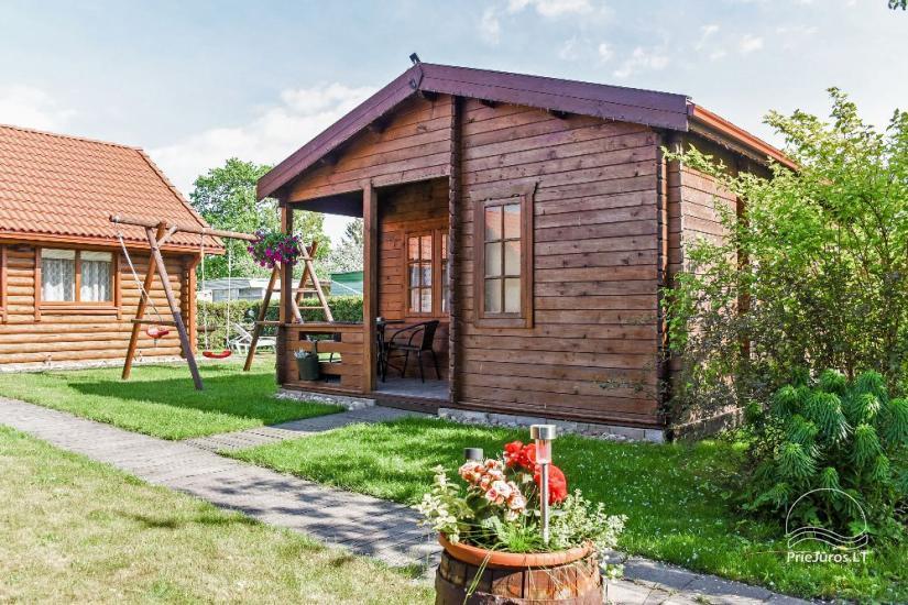 Log-huts in Sventoji - 19