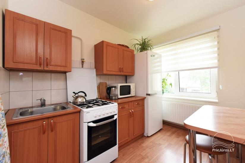 Second floor common kitchen