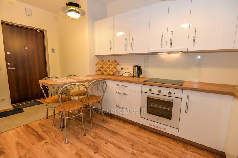 2-istabu dzīvoklis ar terasi īre Palangā - 7