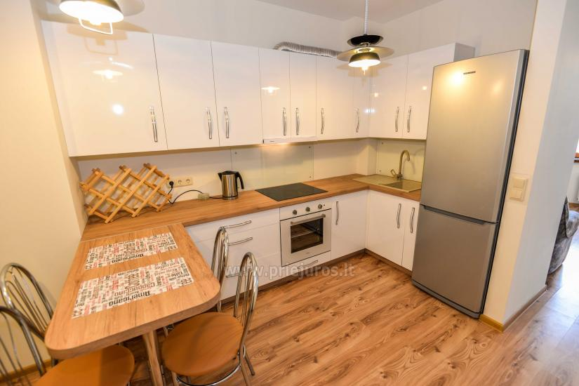2-room flat with terrace for rent in Palanga - 8