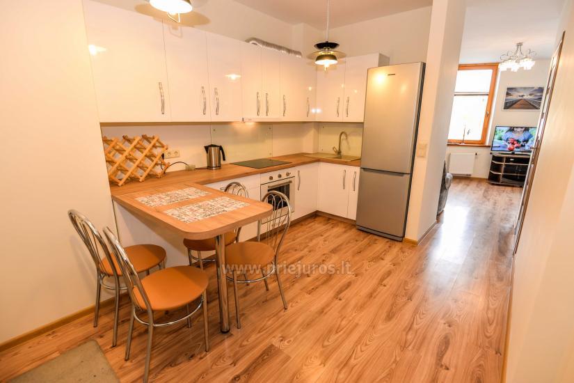 2-istabu dzīvoklis ar terasi īre Palangā - 10