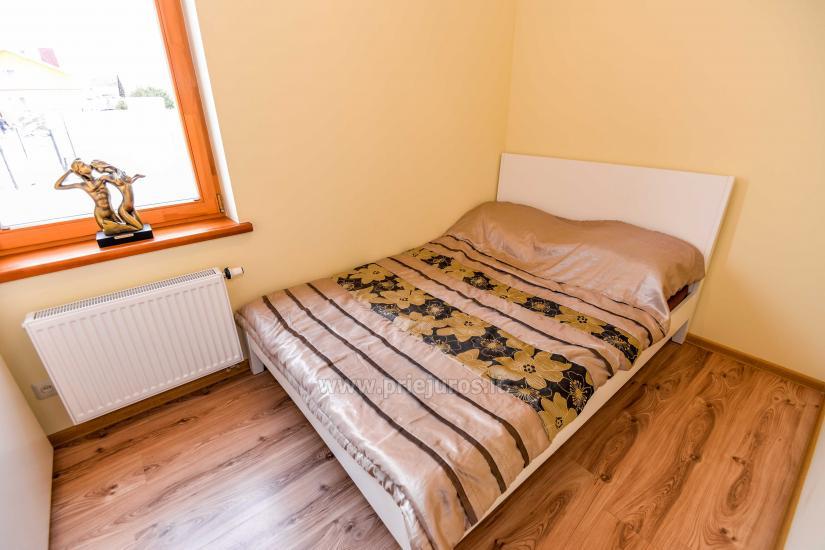 2-istabu dzīvoklis ar terasi īre Palangā - 5