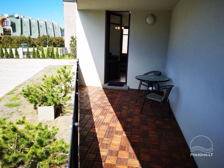 2-istabu dzīvoklis ar terasi īre Palangā - 3