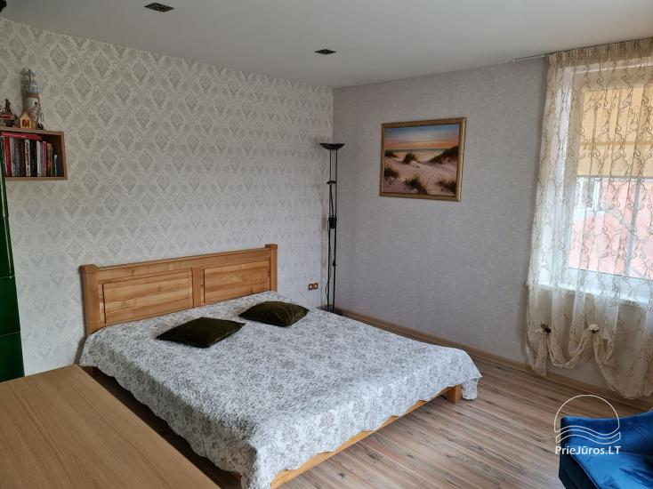 A flat for rent in Nida - 7