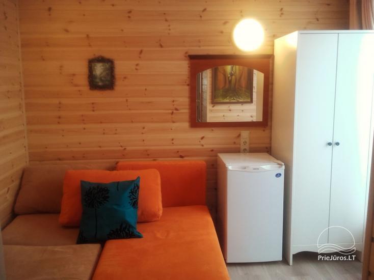 Vasarnamio ir dviviečių kambarių nuoma su atskirais įėjimais Palangoje - 1