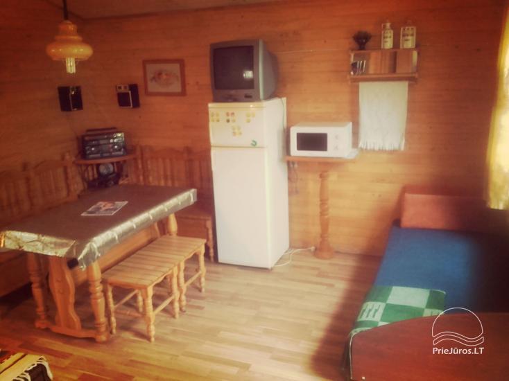 Vasarnamio ir dviviečių kambarių nuoma su atskirais įėjimais Palangoje - 3
