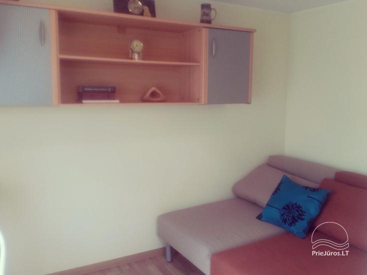Vasarnamio ir dviviečių kambarių nuoma su atskirais įėjimais Palangoje - 12
