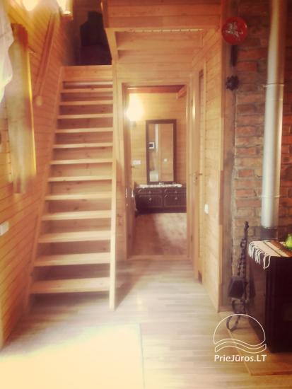 Vasarnamio ir dviviečių kambarių nuoma su atskirais įėjimais Palangoje - 9