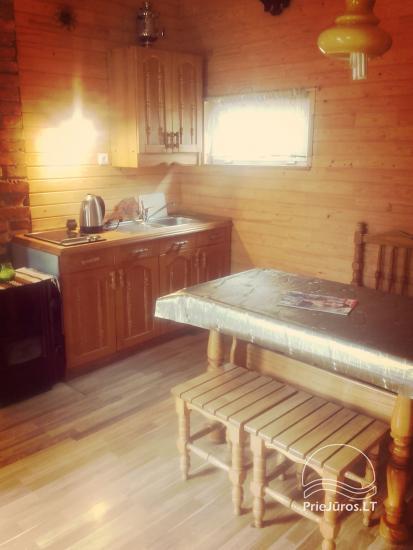 Vasarnamio ir dviviečių kambarių nuoma su atskirais įėjimais Palangoje - 4