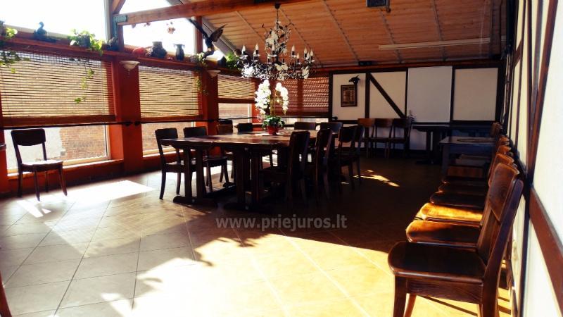 Viesu nams - restorans Priekule Klaipedas rajona KARČEMA MINGĖ - 18