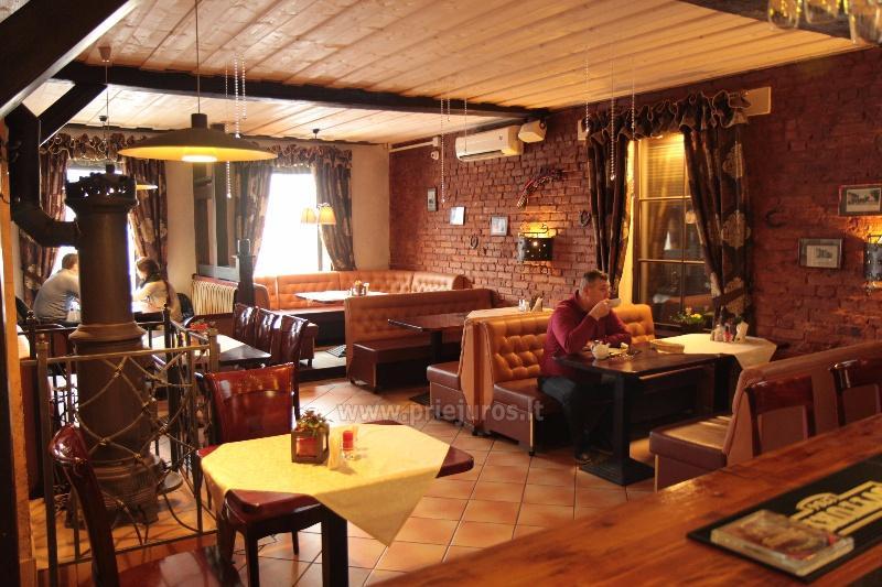 Viesu nams - restorans Priekule Klaipedas rajona KARČEMA MINGĖ - 25
