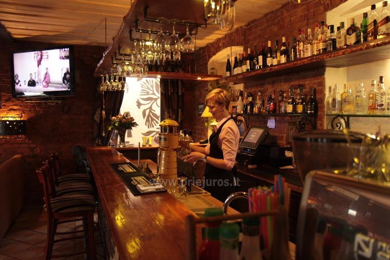 Viesu nams - restorans Priekule Klaipedas rajona KARČEMA MINGĖ - 26