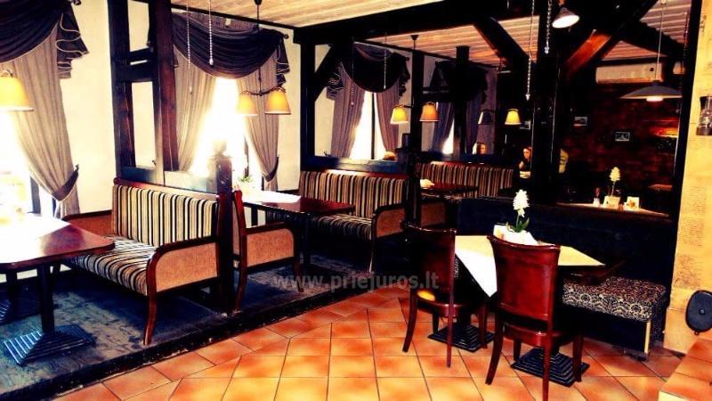 Gastehaus-Restaurant in Priekule in Klaipeda Region KARČEMA MINGĖ - 29