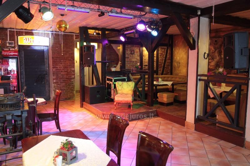 Viesu nams - restorans Priekule Klaipedas rajona KARČEMA MINGĖ - 30