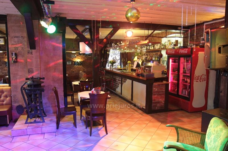 Gastehaus-Restaurant in Priekule in Klaipeda Region KARČEMA MINGĖ - 31