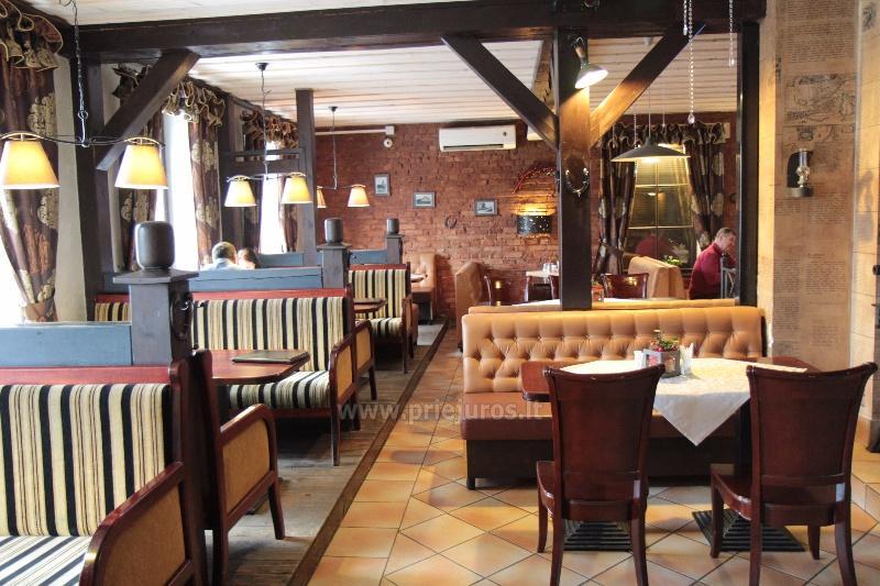 Gastehaus-Restaurant in Priekule in Klaipeda Region KARČEMA MINGĖ - 33
