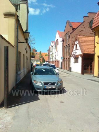 One room apartments for rent in Klaipeda center and Old town - 2