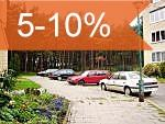 2-Zimmer-Wohnungen zur Miete in Sventoji. Ferienhäuser und ganze Haus zur Miete in der Nähe von Gehofte Sventoji