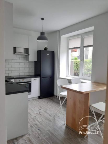 Flat rent in Juodkrante - 1