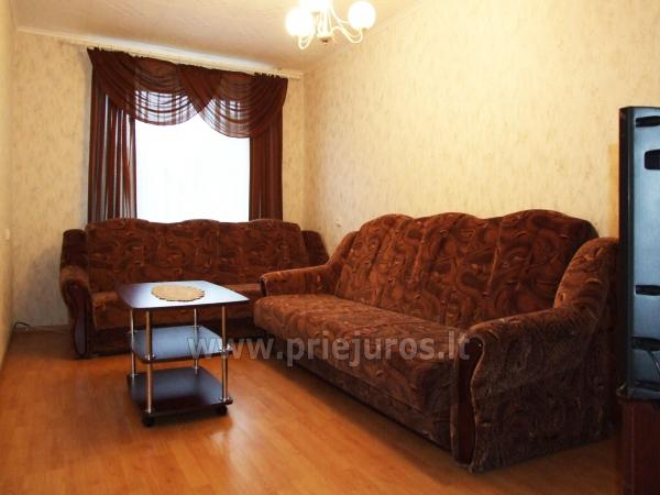 1 un 2 istabu dzīvoklis Juodkrante - 2