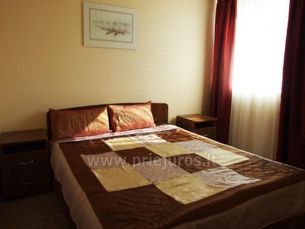 Nuomojami vieno ir dviejų kambarių butai Juodkrantėje