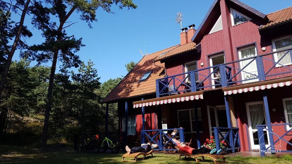 Apartamentų nuoma Pervalkoje, Pervalkos g. 44C - 14