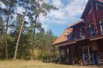 Apartment in Pervalka for up to 6 persons: separate entrance, terrace - 1
