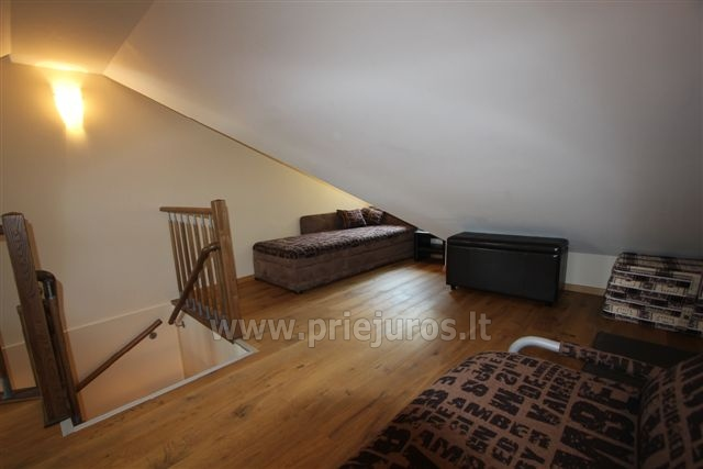 Apartment for rent in Pervalka - 11