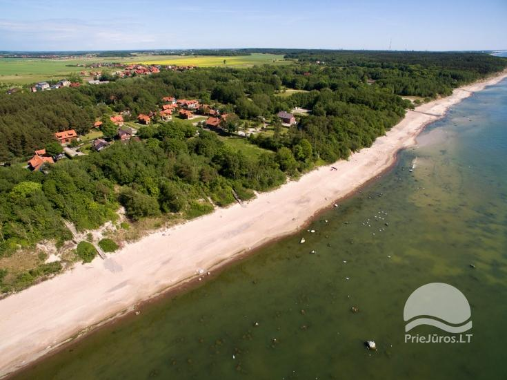 Room rent at the sea in Karkle (10 km from Klaipeda) - 11