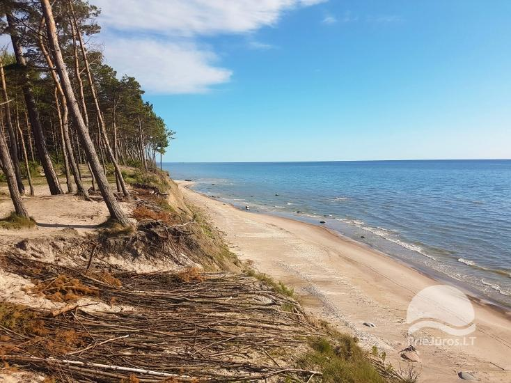 Room rent at the sea in Karkle (10 km from Klaipeda) - 10