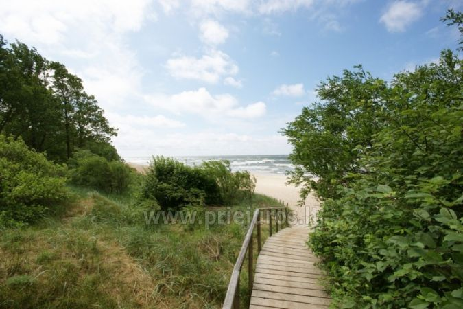Room rent at the sea in Karkle (10 km from Klaipeda) - 7