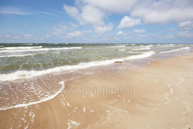 Room rent at the sea in Karkle (10 km from Klaipeda) - 9