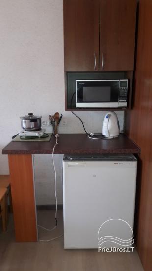 Namelių, kambarių su patogumais nuoma Šventojoje - 4