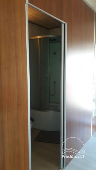 Namelių, kambarių su patogumais nuoma Šventojoje - 5
