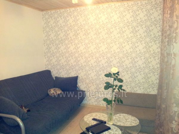 Appartements in Palanga, Jurates Strasse - 9