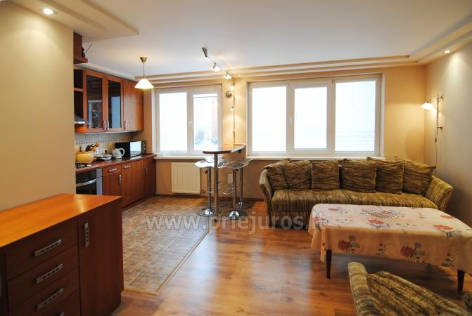 2-room apartment in Palanga downtown ELITE VACATION: 1rst floor, quiet place - 2