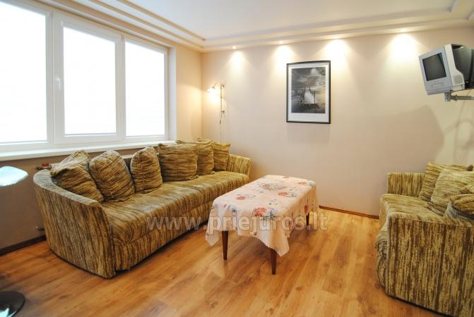 2-room apartment in Palanga downtown ELITE VACATION: 1rst floor, quiet place - 1