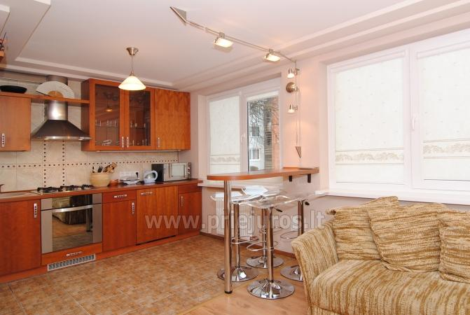 2-room apartment in Palanga downtown ELITE VACATION: 1rst floor, quiet place - 3