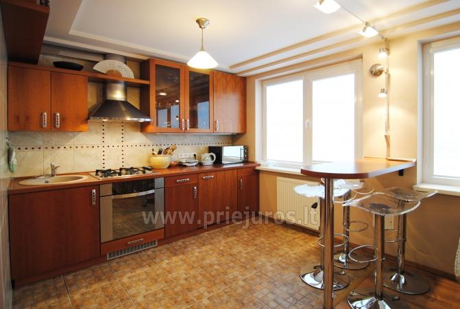 2-room apartment in Palanga downtown ELITE VACATION: 1rst floor, quiet place - 4